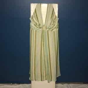 APNY maxi dress